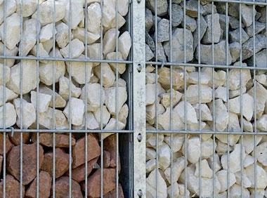 Steinmauersysteme